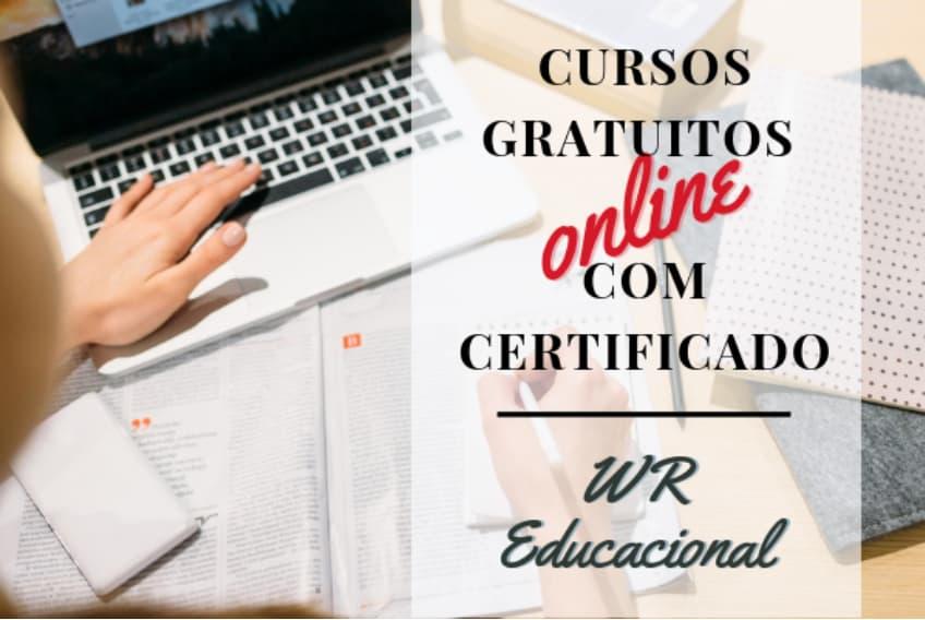 Cursos Gratuitos Online com Certificado reconhecido pelo MEC área Pedagogia