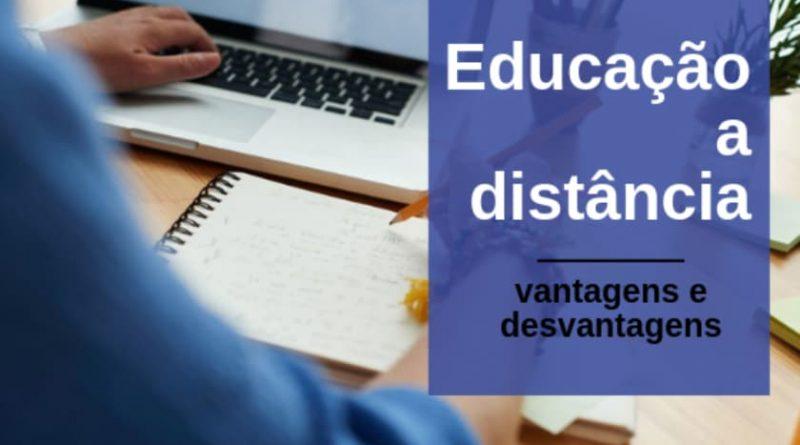Educação a Distância Vantagens e Desvantagens