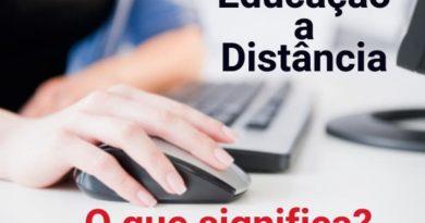 Diplomas e Certificados na Educação à distância